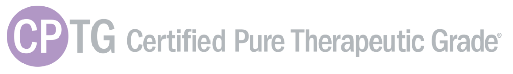 CPTG - Certified Pure Therapeutic Grade